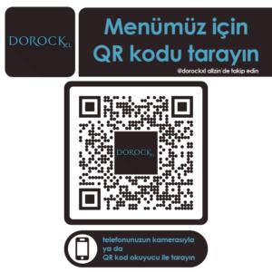 Masa QR Etiketi-65x65 Dorockxl 240 Adet
