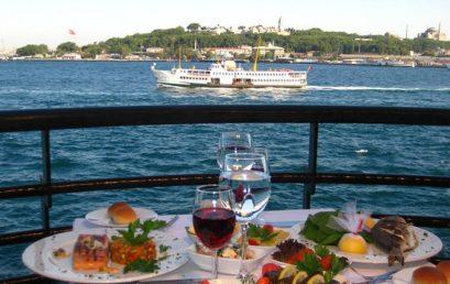 İstanbul'da Deniz Manzarasına Sahip En İyi 45 Mekan