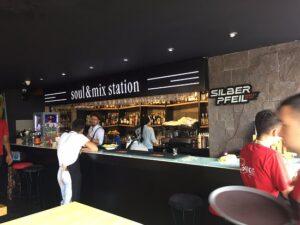 Garage Street Food Bar