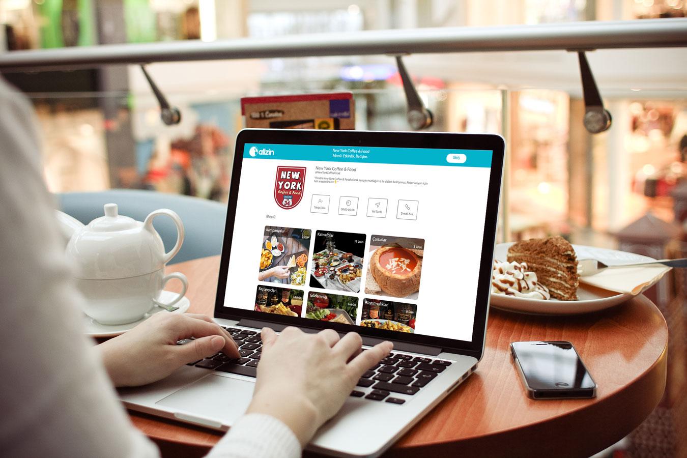 """Restoran Websitesi Özellikleri """"Olmazsa Olmaz 4 Özellik"""""""